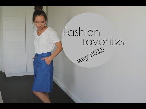 Модные фавориты, май 2015. С чем носить кюлоты, эспадрильи и рубашку с воланом