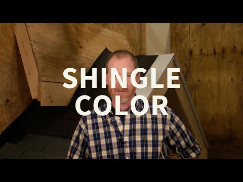 How to Choose the Color of Shingle for Your Roof