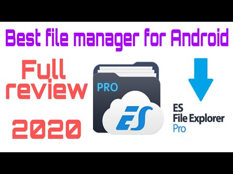 Best File Manager For Android 2020