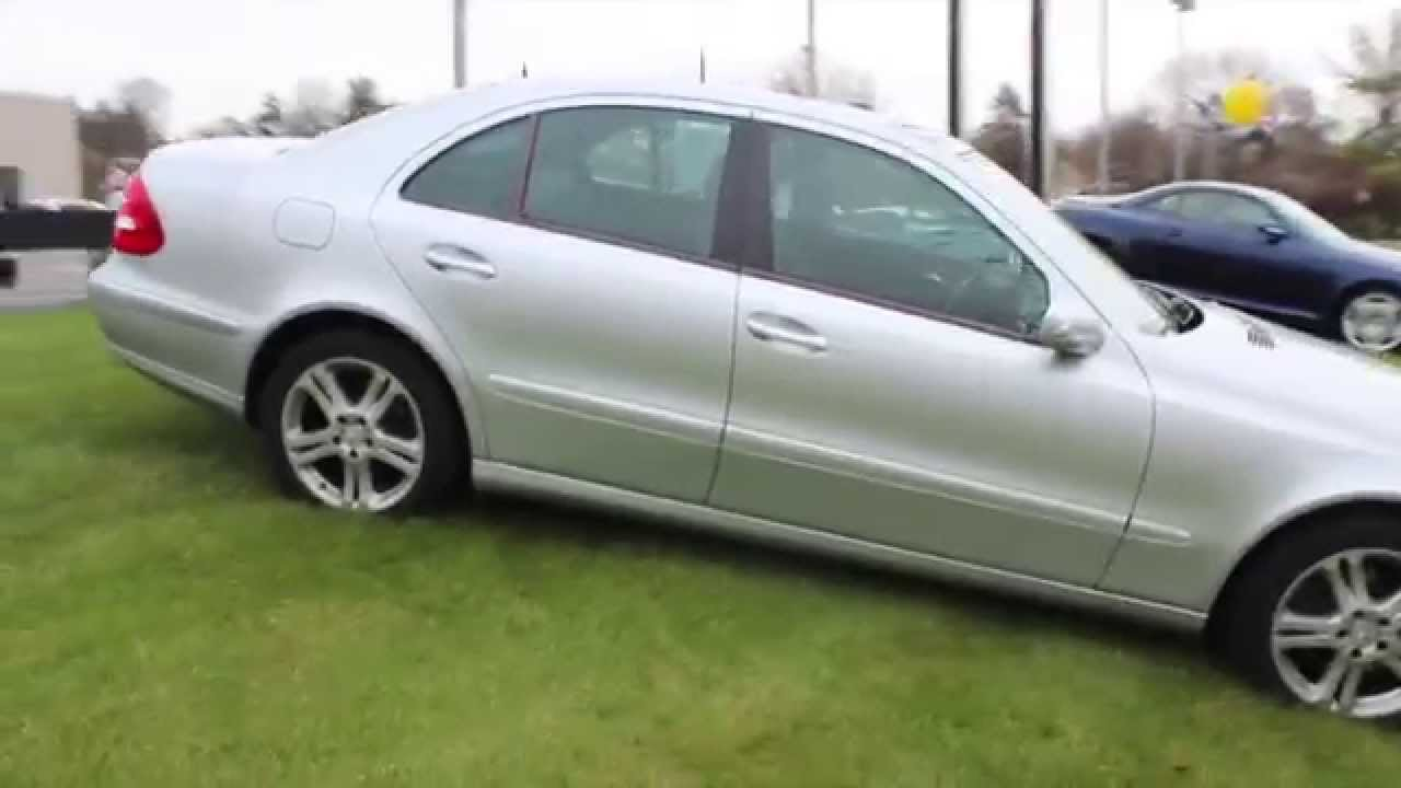 2006 MERCEDES BENZ E CLASS E350 4MATIC SEDAN | Used Car Dealer Fort  Washington PA