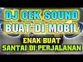 🔊 DJ SLOW ENAK BUAT DI MOBIL (Lenka - trouble is a friend) FULLBASS 2019