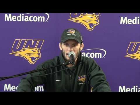 UNI Weekly Athletics Press Conference 1-16-2018