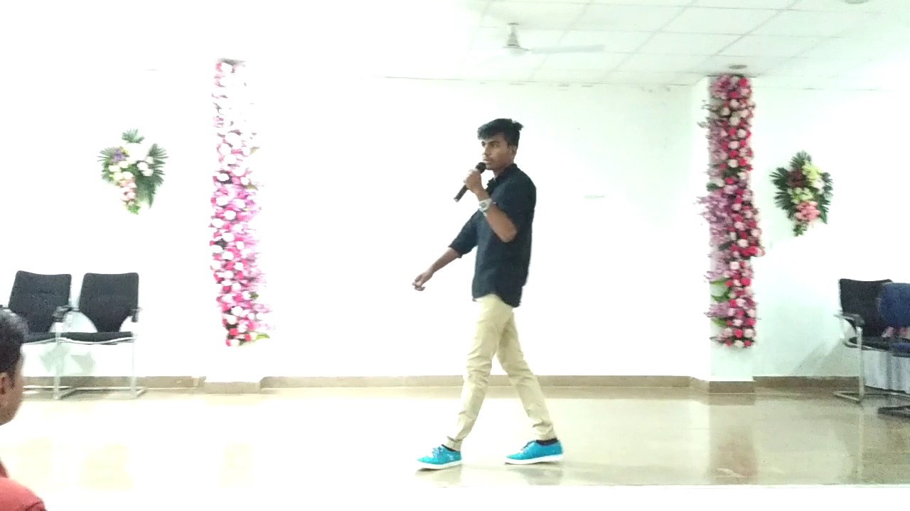 Stand Up Comedy By Narendra Prajapati At Pacific University Udaipur Youtube
