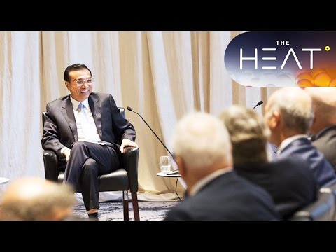 The Heat—  Li Keqiang's Address to the UN General Assembly 09/23/2016