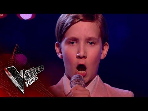 Yaroslav Performs 'La Donna E Mobile': The Semi Final | The Voice Kids UK 2018
