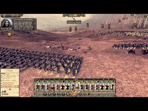 Total War: Attila: - Ciao Suebi! - Impero Romano d'Occidente #6