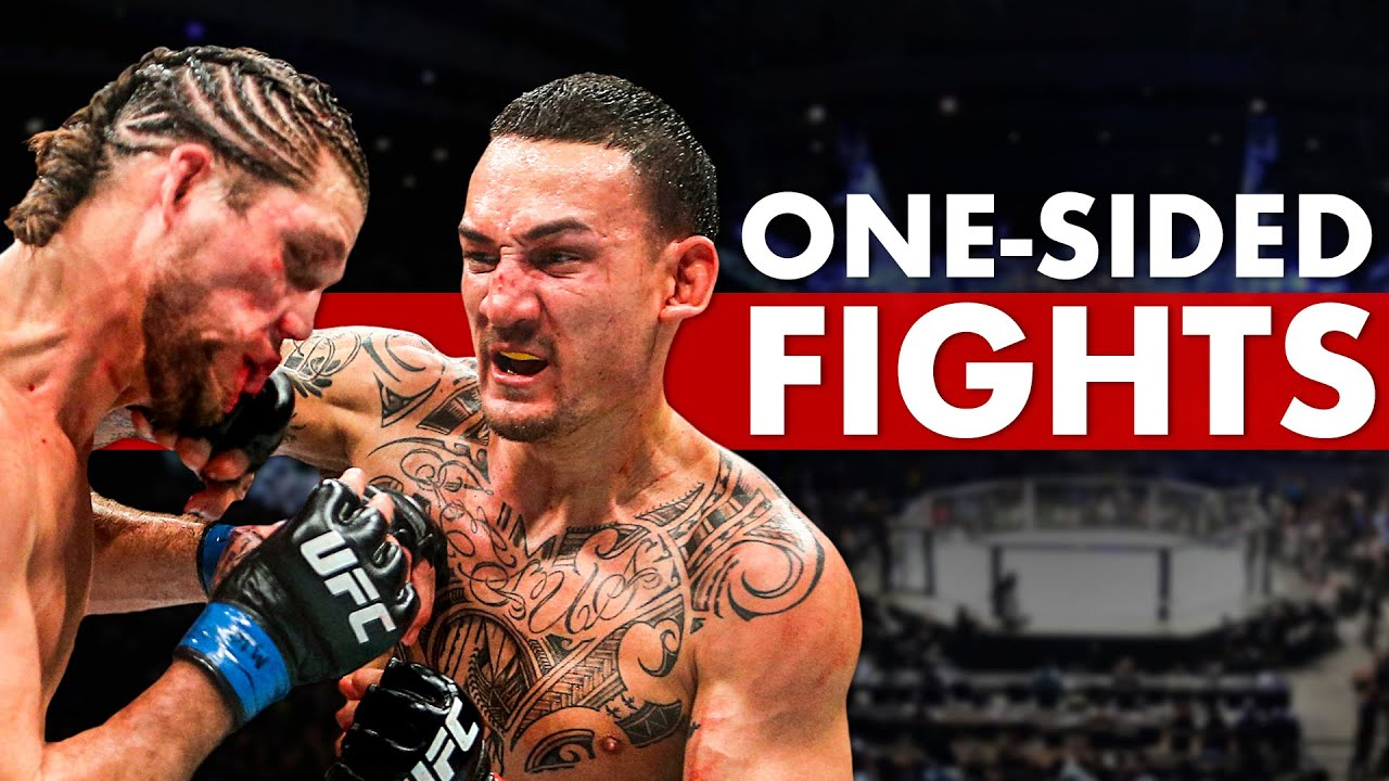 10 Fights So One-Sided We Could Barely Finish Watching