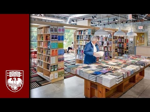 UChicago Architecture: Stanley Tigerman on the Seminary Co-op Bookstore