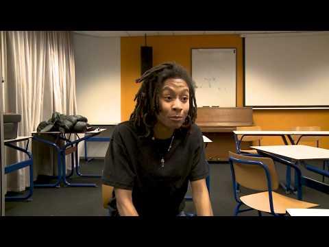 MVX PreDemo interview met Naomie Pieter - Demonstratie tegen Politiegeweld