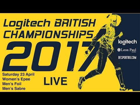 British Fencing Championships 2017 - Day 1