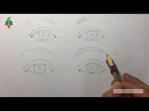 Hướng dẫn học vẽ nâng cao 01 - vẽ không khó