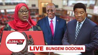 🔴#LIVE: RAIS SAMIA AHUTUBIA BUNGENI, ATOA ONYO -