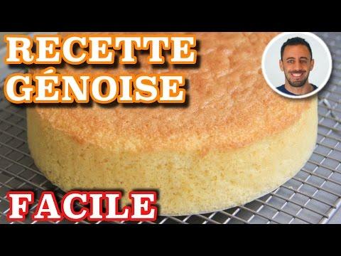 ✌-recette-gÉnoise-facile-et-rapide-★-recette-facile-/-rapide-/-moelleuse-✌