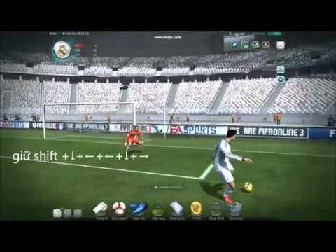 HƯỚNG DẪN KĨ NĂNG SIÊU VIỆT CHƠI FIFA ONLINE 3