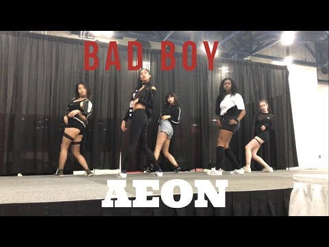 Bad Boy Performance by AEON [Anime Matsuri 2018 Houston]