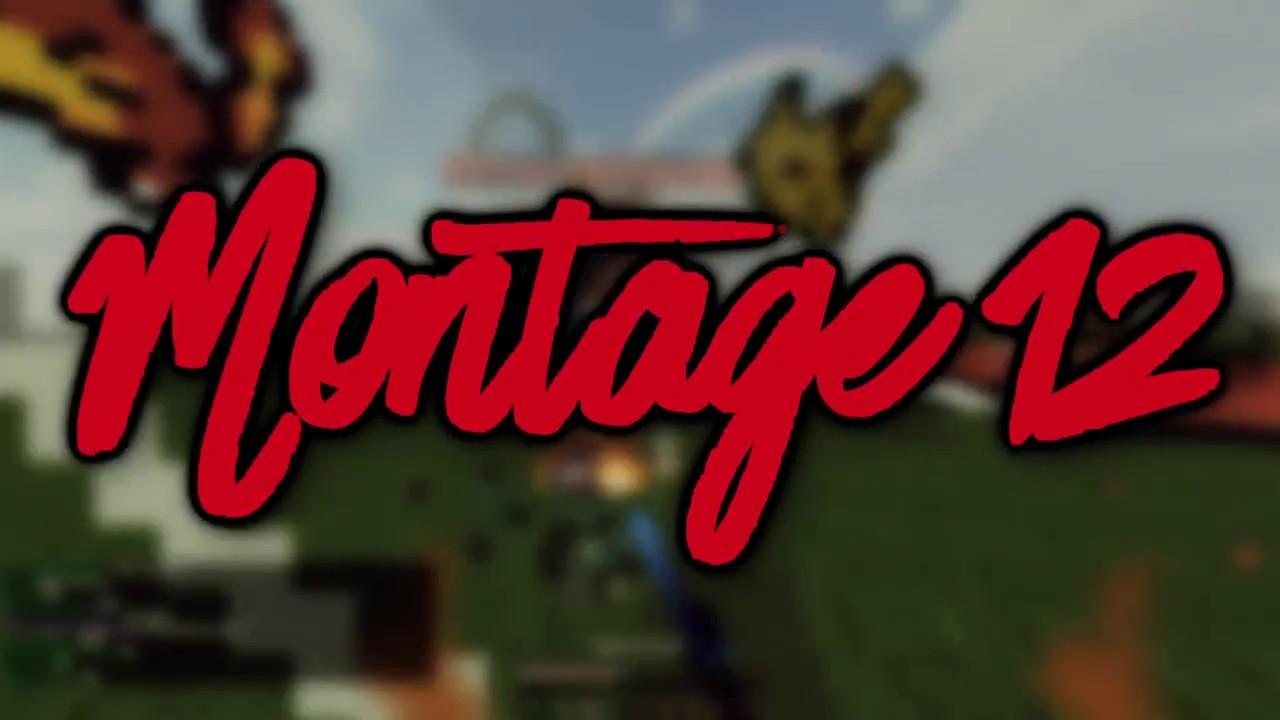 "MONTAGE #12 ""End"" DESCRIPTION IMPORTANTE | Minecraft"