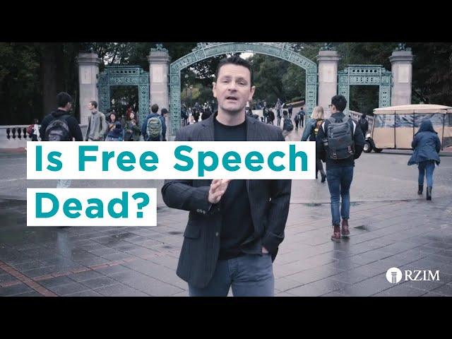 Is Free Speech Dead? | Dr. Vince Vitale