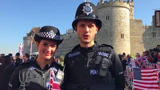 Thank You and Congratulations from Thames Valley Police