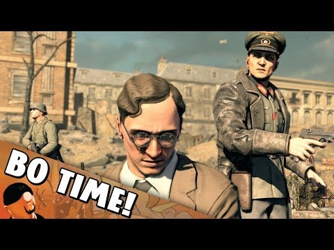 "Sniper Elite V2 Remastered - ""Opernplatz"" 