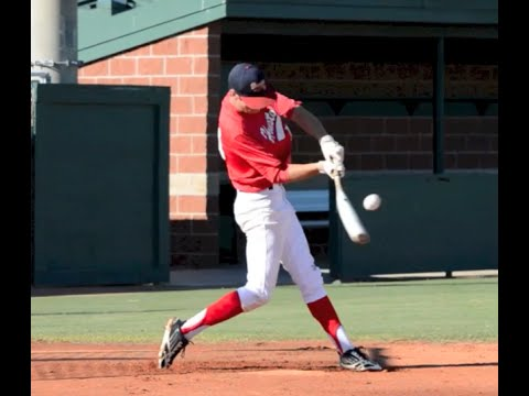 College Baseball Recruiting Video - Grant Jackman, Class of 2016 Shortstop  Prospect
