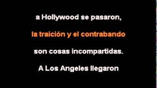 Contrabando Y Traicion , Los Tigres Del Norte (Karaoke)