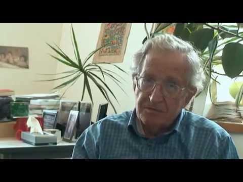 Noam Chomsky on right of return - A 2010 Conversation on Palestine Israel