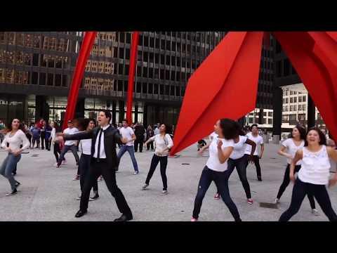 Hashem Melech - Flash Mob - Elliot Dvorin | Key Tov Orchestra - ה׳ מלך - פלאש מוב - אליוט דבורין