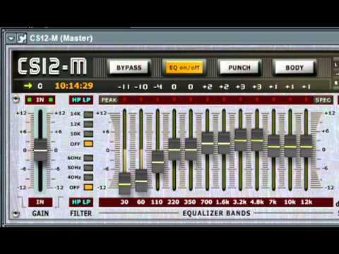 ecualizador de sonido para pc