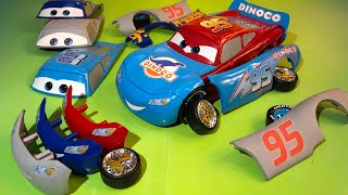 toys cars King Dinoco