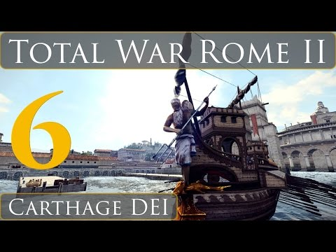 Total War Rome 2 Carthage DEI Campaign 6