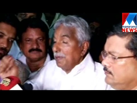 Oommen Chandy against not providing treatment for injured KSU activist| Manorama News