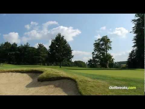 Marriott Tudor Park, Kent - Golfbreaks.com Review