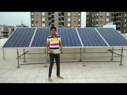 Review of solar roof top system.😎😎