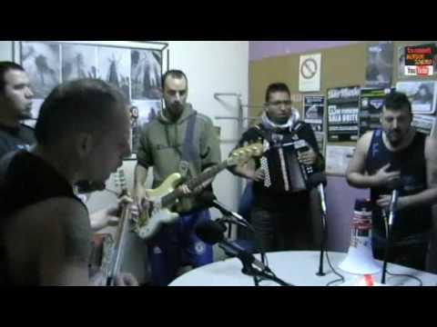 Che Sudaka - Sin papeles - Live en Radio Vallekas 2/3