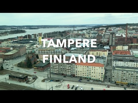 A visit to Tampere, Finland