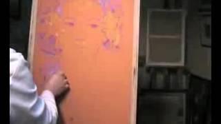 MEZ-deMEZERAC - Tuto portrait du peintre MEZ - 2