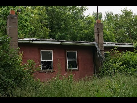 Abandoned House in Northeast Pa