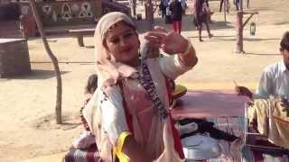 Rajasthani Folk Dance  - Colors of India