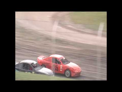 Eagle Raceway Sport Compact Heat 3 on 7-22-2017