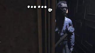 幽霊に物理 ハンマー で撃退を試みる漢 ホラーゲーム実況