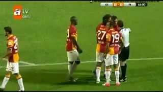 Engin Baytar Cüneyit Çakır Kavgası Fenerbahce-Galatasaray Maçı