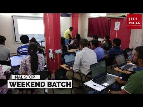 Digital Marketing Course Classroom Training By LIPSINDIA, Nal Stop Weekend Batch March 2018