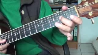 GTB001 Cách tập Solo Guitar đơn  giản (Bài 1)