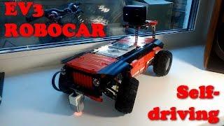 LEGO mindstorms self-driving RoboCar [31313]+[42029]
