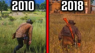 RDR2 vs RDR1 - WHY I HATE Red Dead Redemption 2 😠😡 8 YEARS LATER!!!