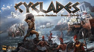 No Runthrough Review: Cyclades w/ Titans expansion