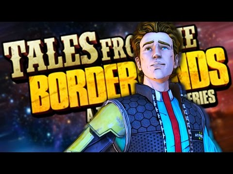 MONEY IN THE BANK | Tales From The Borderlands - Episode 1 Zer0 Sum