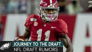 What to Make Of the Latest NFL Draft Rumors | Journey to the Draft