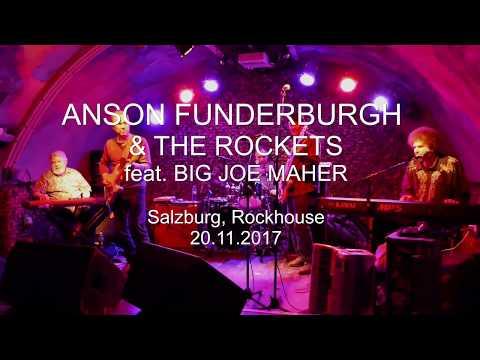 Anson Funderburgh & The Rockets at Rockhouse Salzburg 2017