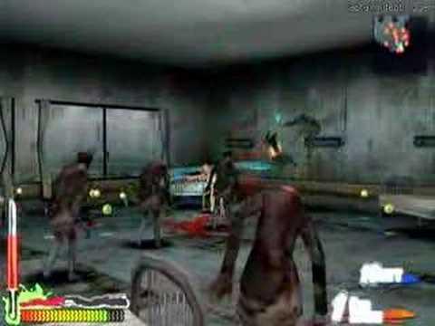 Zombie Hunters Ps2 Youtube